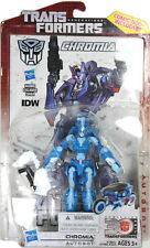 Transformers Deluxe Class ~ CHROMIA Action Figure ~ 30th Anniversary Hasbro