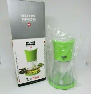 New, Kuhn Rikon OIL or VINEGAR VASE MISTER Sprayer, Green