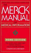 The Merck Manual of Medical Information - Home Edition(1999, Paperback)