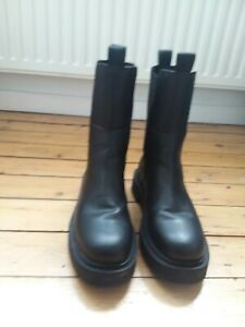 H and m ladies boots