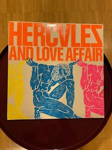 Hercules And Love Affair 2008 LP