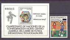 Fußball WM 1990, Soccer - Honduras - ** MNH