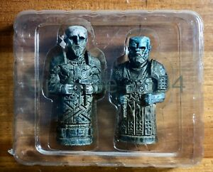 God of War Huldra Brothers Carvings 2 inch Figures *NEW*