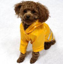 Hundemantel Regenmantel Hundebekleidung Hundejacke Luxus L Gelb NEU OVP