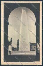 Ravenna Lugo Baracca cartolina MV3034
