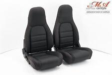 Neu-Beziehen der Sitze aus Mazda MX-5 NA Miata mit Echtleder