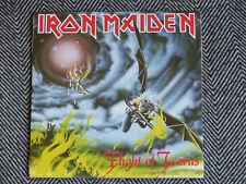 """IRON MAIDEN -Flight of Icarus / I've got the fire -  45T / 7"""""""