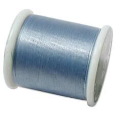 K.O. Beading Thread Light Blue Japanese Bead Thread 43331 55yds Nylon Waxed KO