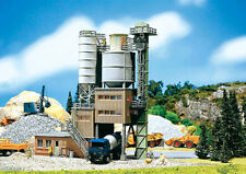 Faller HO Scale Building/Structure Kit Cement Works/Gravel/Mixing Plant