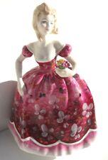 RARE Coalport Ladies of Fashion Bone China Figurine ROSEMARY Made in England #38