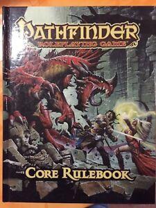 pathfinder, roleplaying game , core rulebook , copertina rigida