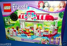 LEGO 3061 Andrea's City Park Cafe ~ FRIENDS ~ Factory Sealed ~RETIRED NIB