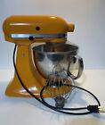 Kitchen Aid Artisan Series 5-Qt Stand Mixer USA MADE Tangerine KSM150PSTG photo