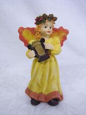 Vintage Christmas Angel Figurine