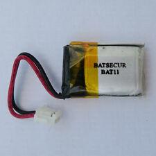 Batterie BAT11 LiPo 3.6V - remplace 59500730, bat11, batli11, 631116 A0 3DK