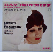 DISQUE VINYLES 45 T ** RAY CONNIFF ** Concert In Rhythm - Tchaikovsky / Schubert
