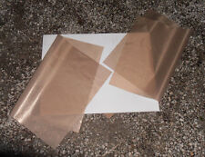 """(Qty. 2) Heat Transfer Cover Sheets - Each is  19"""" x 26"""" in size."""