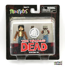 Walking Dead Minimates TRU Toys R Us Wave 2 Lori & Zombie Terry