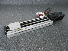 """PARKER LINEAR ACTUATOR WITH BALLSCREW STAGE APPROX 9.5"""" TRAVEL, 402T03XESD2H3"""