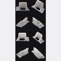 4 x YOU.S Original Stoßstangen Clip Vorne Links & Rechts für NISSAN MICRA III