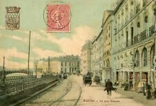 NANTES LOT de 4 cartes