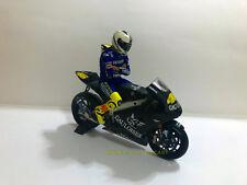 1:12 Conversión Minichamps Bike + Figure Figurine Valentino Rossi Test 2005 RARE