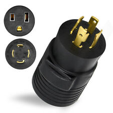Welder Dryer Plug Adapter NEMA L14-30P to 6-50R Charger Adapter Connector Plug