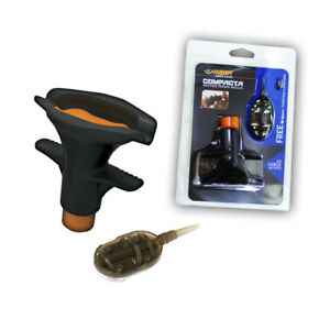 MIDDY COMPACTA (COMPACTER) METHOD FEEDER MOULD KIT SMALL / LARGE -COARSE FISHING