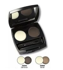Avon Perfect Eyebrow Kit - Soft Brown - Defining Powder And Wax Brand New In Box