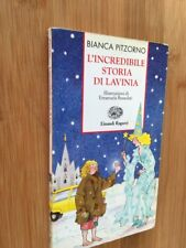 L'incredibile storia di Lavinia Einaudi Bianca Pitzorno Tolkien Hobbit Anelli