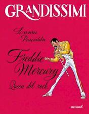 FREDDIE MERCURY - QUEEN DEL ROCK  - PUSCEDDU. LAURA - EL