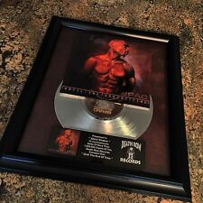 Tupac Shakur 2Pac Platinum Record Disc Album Music Award MTV Grammy RIAA Jay Z