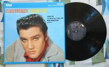 Elvis Presley OST Soundtrack LP Loving You - Let Me Be Your Teddy Bear   VG+/M-