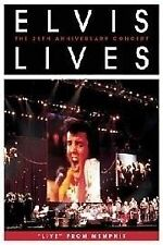 Elvis Lives - The 25th Anniversary Concert - 'Live' From Memphis (DVD, 2006)