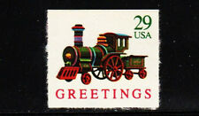 #2719 Toy Train  (ATM Booklet Single)  - MNH