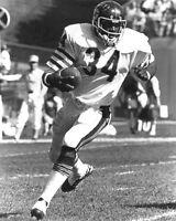 1977 Chicago Bears WALTER PAYTON Glossy 8x10 Photo Print NFL Football MVP Year!