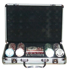Set completo 200 Fiches High Stakes Poker 14 gr.