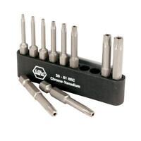 Wiha 74987 Power Bit Belt Pack with Security Torx Bits T7-T40, 10-Piece