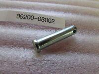 SUZUKI DR200 DS80 GS1100 JR50 RM60 RM125 RM250 RM370 TS185 TS250 FOOTREST PIN