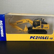 F/S KOMATSU Limited Product PC210LCi-10 1:87 EXCAVATOR Official Rare