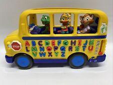 New ListingLeap Frog School Bus Phonics Fun Learn LeapFrog Abc Alphabet Play Kid Toy Works