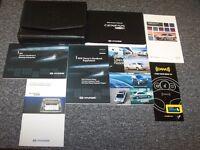 2010 Hyundai Genesis Coupe Owner Owner's Operator Guide Manual Set 2.0L 3.8L