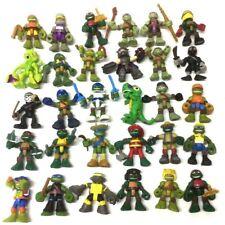 Random 5PCS TMNT Half-Shell Heroes Teenage Mutant Ninja Turtle Collectible Toys