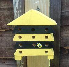 Mini Solitary Bee House 🐝🐝