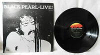 "BLACK PEARL ""Live! At The Fillmore"" 1970 (Prophesy) Psych Rock VG/EX!!!"