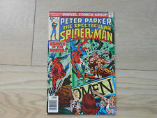 Peter Parker The Spectacular Spider-Man #2 Marvel Comics - January 1977