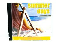 • Summer Days • Marvin Gaye & ABC Vibes • Music CD • 2004 Trinity Boxed Mix Disc