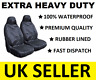 VAUXHALL INSIGNIA EXTRA HEAVY DUTY CAR SEAT COVERS PROTECTORS X2 / WATERPROOF