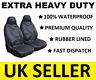 LEXUS RX 400H EXTRA HEAVY DUTY CAR SEAT COVERS PROTECTORS X2 / WATERPROOF
