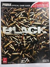 Black : Prima Official Game Guide by Off Base Productions Staff and Prima Temp …